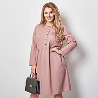 """Платье Норма+Батал """"Софт""""  Dress Code, фото 1"""