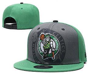 Кепка Snapback Boston Celtics / CAP-021 (Реплика)