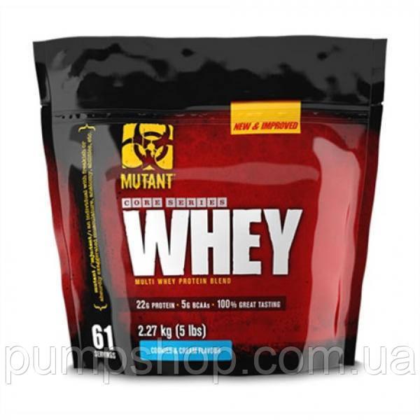 Сывороточный протеин Mutant Whey 2270 г