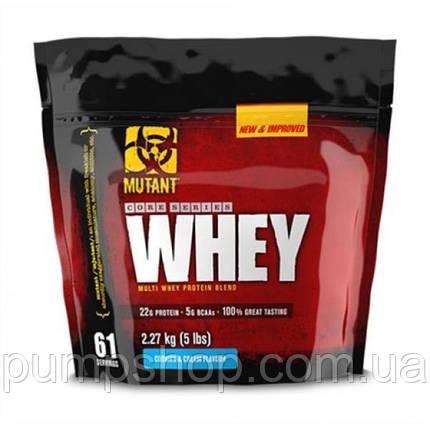 Сывороточный протеин Mutant Whey 2270 г, фото 2