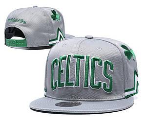 Кепка Snapback Boston Celtics / CAP-022 (Реплика)