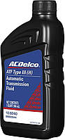 Моторне масло ACDelco Dexos1 Full Synthetic 0W-20 0,946 л