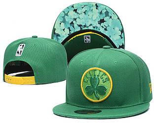 Кепка Snapback Boston Celtics / CAP-024 (Реплика)