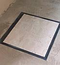 Напольный люк под плитку 600*1100 мм Вest Lift -Утепленный / люк в погреб/ люк в подвал, фото 3