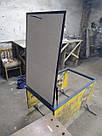 Напольный люк под плитку 600*1100 мм Вest Lift -Утепленный / люк в погреб/ люк в подвал, фото 6