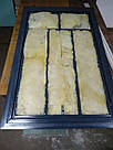 Напольный люк под плитку 600*1500 мм Вest Lift -Утепленный / люк в погреб/ люк в подвал, фото 8