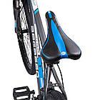 """Велосипед горный найнер 29"""" BeGasso Legend рама 19"""" Черно Синий на рост 170-185 см, фото 3"""
