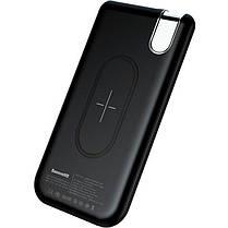 Дополнительная батарея Baseus Thin Version Wireless Charger 10000mAh Black PPALL-QY01, фото 3