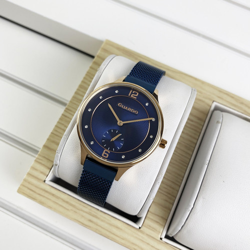 Guardo 011636-4 Blue-Cuprum