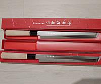 Японський ніж кухонний Янагиба KAI Yanagiba з одностороннім заточуванням 280 мм, фото 1