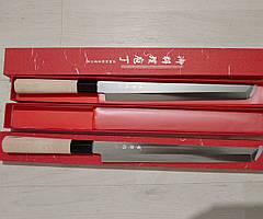 Японский нож кухонный Янагиба KAI Yanagiba с односторонней заточкой 280 мм