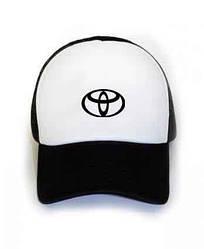 Спортивная кепка Toyota, Тойота, тракер, летняя кепка, мужская, женская, черного цвета, копия