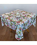 Скатертину на стіл HALF PANAMA Light Fuxia, фото 2