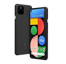 Cмартфон Google Pixel 4a 5G 6/128GB Just Black EU, 9мес.