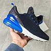 Кроссовки мужские 10052, BaaS 270, темно-синие, [ 42 45 ] р. 42-27,0см., фото 7