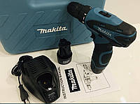 Аккумуляторный Шуруповерт makita(макита) DF330D. 12 вольт. Акция