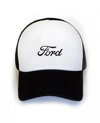 Спортивная кепка Ford, Форд, тракер, летняя кепка, мужская, женская, черного цвета, копия
