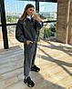 Трендовый костюм,  ткань: микро вельвет. Размер:S, M Цвета разные.(9030), фото 4