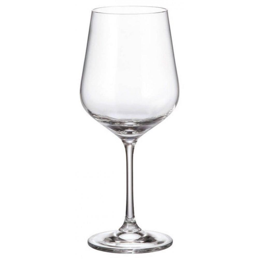 """Набір келихів скло """"Bohemia Strix"""" (6шт) 250мл (вино) 1SF73/00000/250/0613"""