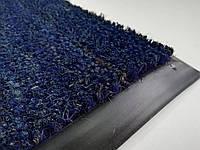 """Входной коврик синий, 90х60 см, """"Кокос"""", фото 1"""