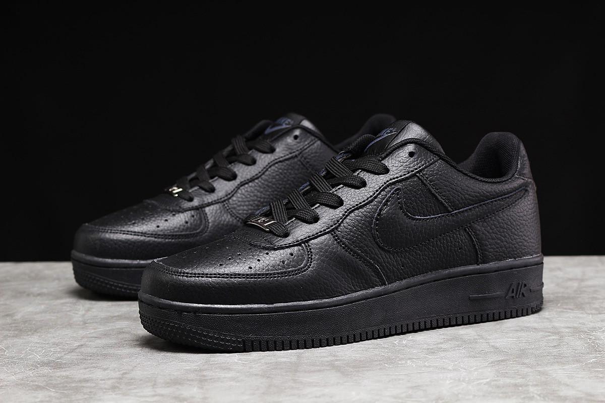Кроссовки мужские 17971, Nike Air, черные, [ 43 44 46 ] р. 43-28,0см.