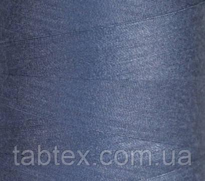 """Швейні нитки №40/2 """"LG"""" D179 4000 ярд(синій джинс.)"""