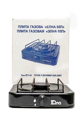 Плита газова Елна 02 П, фото 2