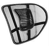 Спинка-подушка с массажером на сиденье, фото 5