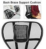 Спинка-подушка с массажером на сиденье, фото 9