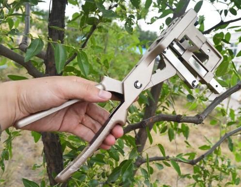 Секатор окулировочный   Grafting knife промышленный 100% металл