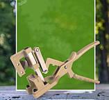 Секатор окулировочный   Grafting knife промышленный 100% металл, фото 6