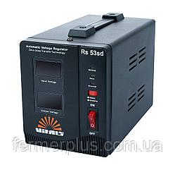 Стабилизатор напряжения Vitals Rs 53sd (140-260 В, 500 Ва)