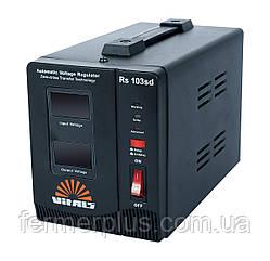 Стабилизатор напряжения Vitals Rs 103sd (140-260 В, 1000 Ва)