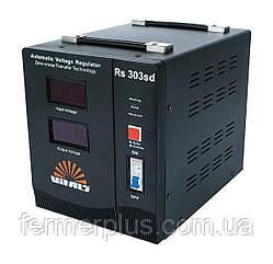 Стабилизатор напряжения Vitals Rs 303sd (140-260 В, 3000 Ва)