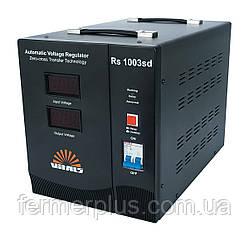 Стабилизатор напряжения Vitals Rs 1003sd (140-260 В, 10000 Ва)