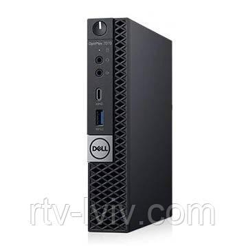 Персональний комп'ютер Dell OptiPlex 7070 Micro (N007O7070MFF)