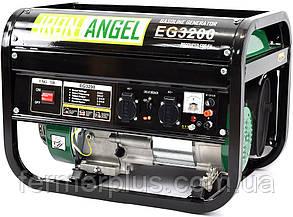 Генератор бензиновый IRON ANGEL  EG3200 (2,8 кВт, ручной старт) Бесплатная доставка