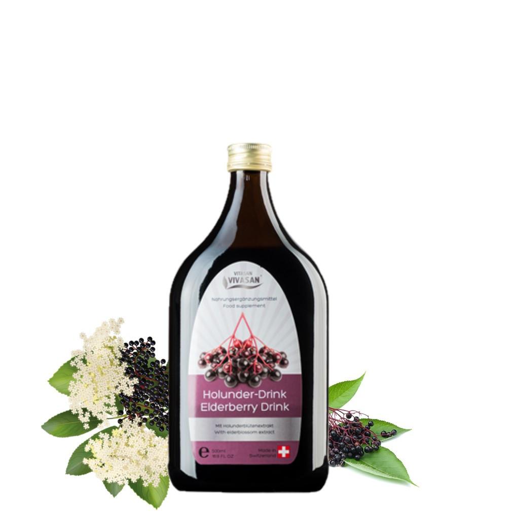 Напиток Бузина черная, снижение веса  Швейцария