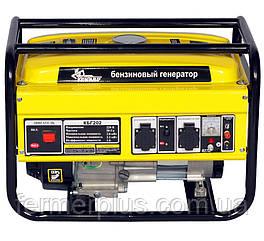 Генератор бензиновый Кентавр КБГ-202 (2,0 кВт) Бесплатная доставка