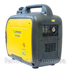 Бензинова робоча станція Sadko IG-2000S (2,0 кВт, бензин, ручний стартер) Безкоштовна доставка