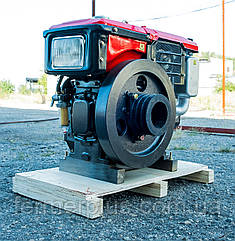 Дизельный двигатель Кентавр ДД190В (10,5 л.с., дизель, ручной стартер)