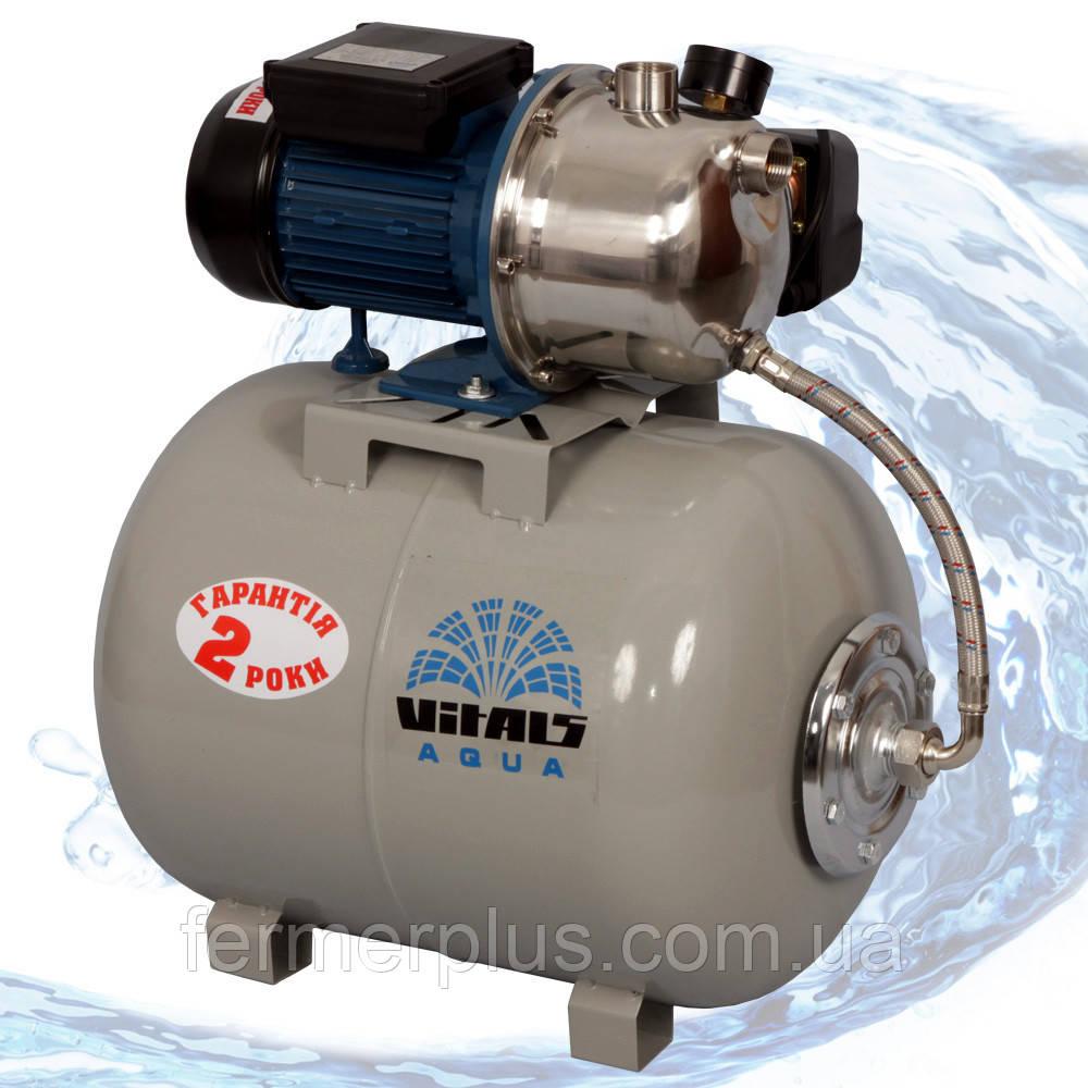 Насосная станция вихревая Vitals aqua AJS 1050-50e  (Бесплатная доставка)
