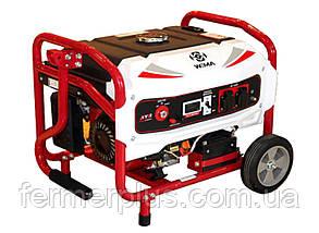 Генератор бензиновый WEIMA WM5500BЕ (5.0 кВт) Бесплатная доставка