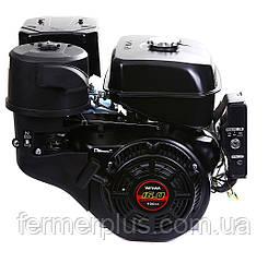 Двигатель бензиновый WEIMA WM190FЕ-S (HONDA GX420, шпонка Ø25мм, эл.старт)