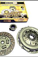 Комплект зчеплення універсальний Волга Газель ТРІАЛ 6590 кошик диск зчеплення вижимний подш/ 406-1601090