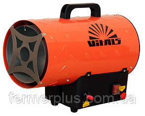 Обогреватель газовый Vitals GH-151 (Бесплатная доставка)