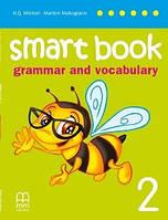 Англійська мова 2 кл Граматичний посібник Smart junior (Мітчелл)