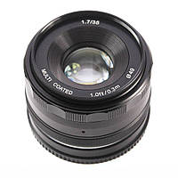 Об'єктив Meike 35mm f/1.7 MC E-mount для Sony
