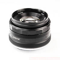Об'єктив Meike 50mm f/2.0 MC E-mount для Sony