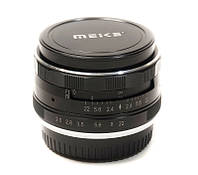 Об'єктив Meike 50mm f/2.0 MC FX-mount для Fujifilm
